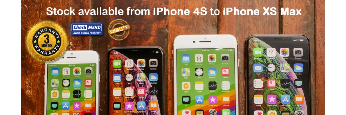Mobile Phone Wholesalers - Bulk job lots of Used and second hand