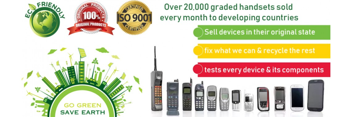 Mobile Phone Wholesalers - Bulk job lots of Used and second