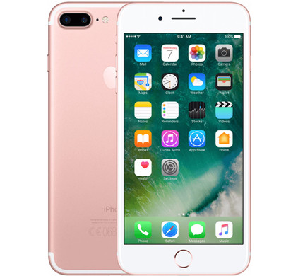 Compare prices for Apple iPhone 7 Plus 32GB Rose Gold Unlocked Sim Free In Used Condition