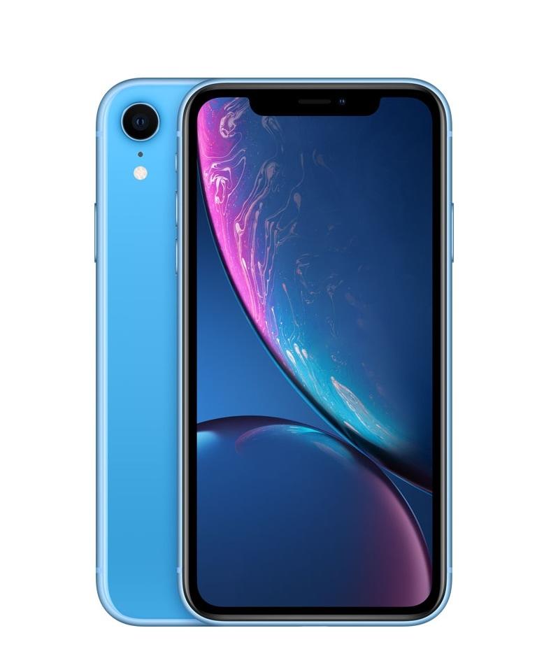 Apple iPhone XR 128GB Blue Unlocked Sim Free Brand New cheapest retail price