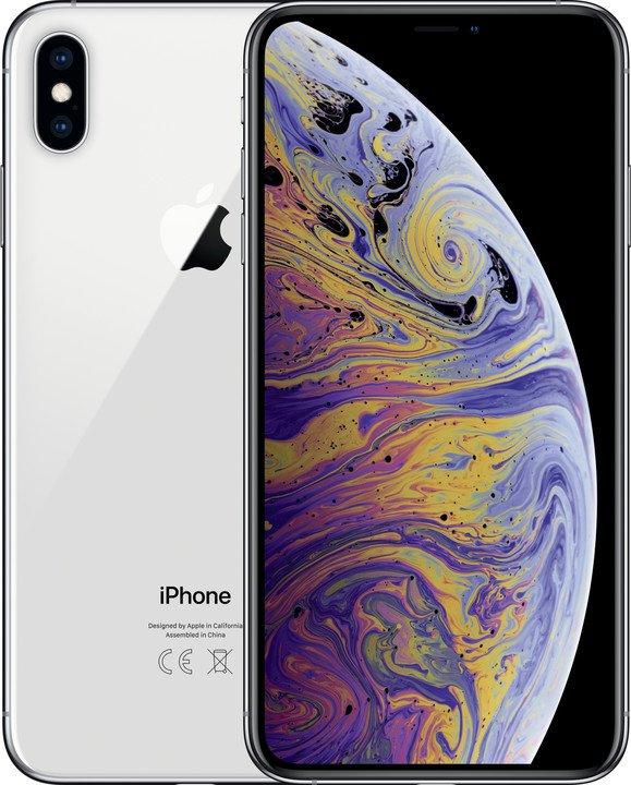 Apple iPhone XS Max 256GB Silver Unlocked Sim Free Brand New cheapest retail price