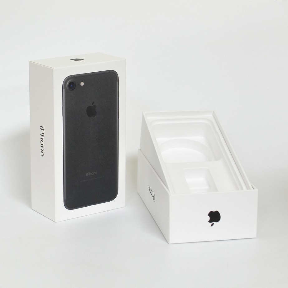 Apple iPhone 7 Empty Box